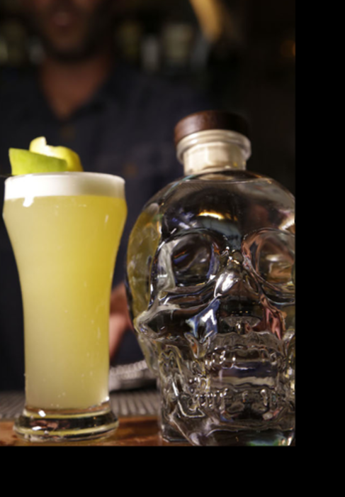 Skull candy cocktail cropped with edge